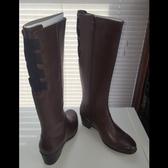 11f0681d6bb6 Clarks Shoes - Clarks Malia Skylar Boot Size 6.5 M